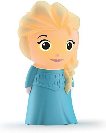 Philips Die Eiskönigin Tischleuchte LED Leuchte Frozen Disney Nachtlicht neu