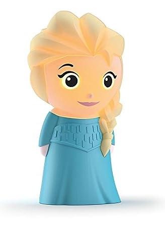 Philips Disney Veilleuse portable à pile La Reine des Neiges Elsa 915004921103