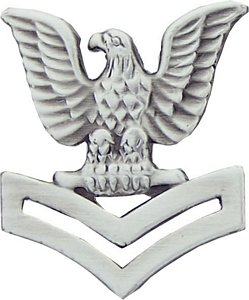 - United States Navy 2nd Class Crow Lapel Pin