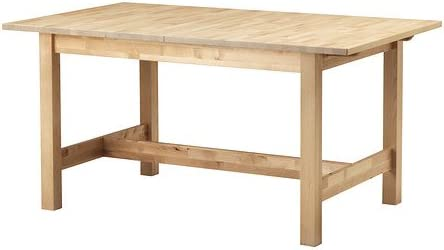 Ikea 1026.14817.3010 Mesa Extensible, Abedul: Amazon.es: Juguetes ...