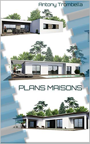 Amazon Com Plans Maisons French Edition Ebook Antony