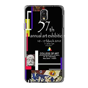 Shockproof Hard Cell-phone Case For Samsung Galaxy Note3 (tFb7664TAQR) Custom Trendy Green Day Series