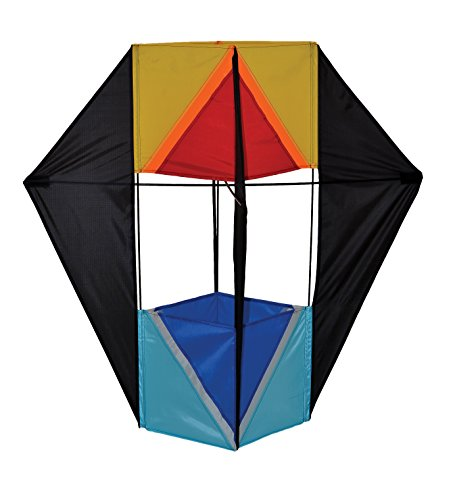 In the Breeze Hot Cool Winged Box Kite