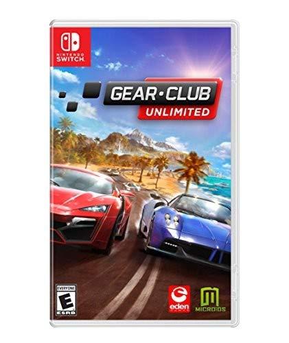 Codes Nba Jam - Gear.Club Unlimited - Nintendo Switch