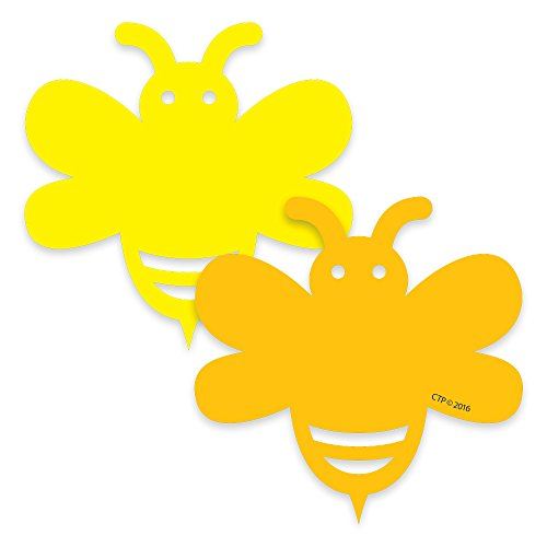 Creative Teaching Press Bee Two-Color Calendar Cut-Out
