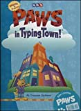 PAWS in Typing Town! - Site License Package (Includes CD-ROM software, Teacher's Resource Guide, and PAWS small poster)