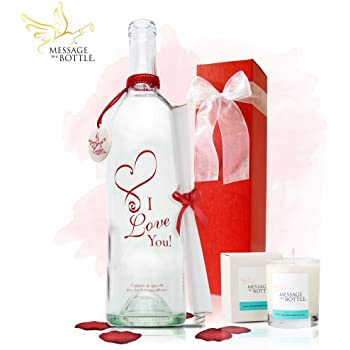 """Message In A Bottle ® """"CUPID"""" Personalized Gift"""