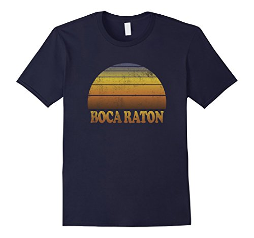 Mens Boca Raton T Shirt Clothes Adult Teen Kids Apparel Beach Fun XL - Boca Raton