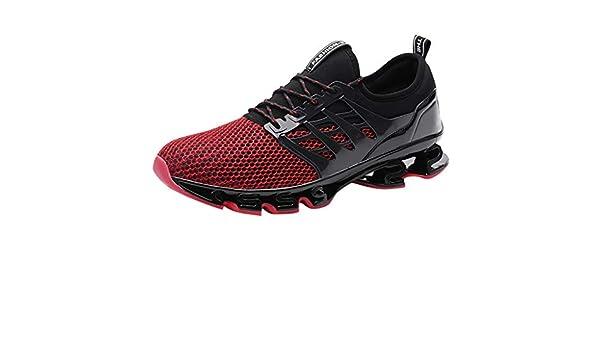 Bluestercool - Zapatillas de deporte unisex para adultos, unisex, transpirables, para correr, para parejas, para primavera y verano: Amazon.es: Instrumentos musicales