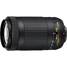 Nikon AF-P DX NIKKOR 70-300mm f/4.5-6.3G ED Lens for Nikon DSLR Cameras, Model 20061 (Certified Refurbished)