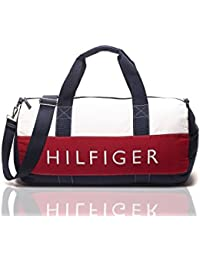 Harbour Point Duffle OS Navy White Red