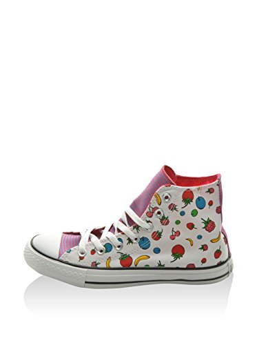 Converse All Star Hi Graphics - Informal Unisex adulto Multicolor