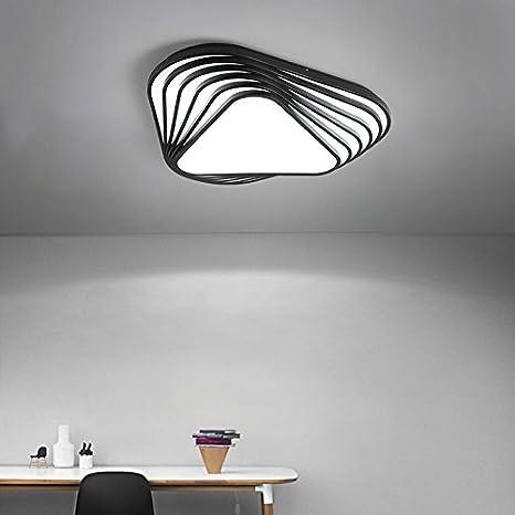 renshengyizhan @ moderna - Lámpara LED de techo para salón ...