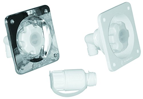 (Jabsco Flush Mount Water Pressure Regulator 45psi -)