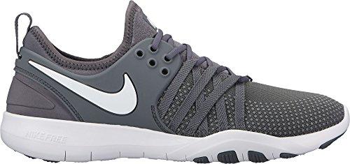 Nike Womens Free TR 7 Training Shoe Dark Grey/White Size 11 M US