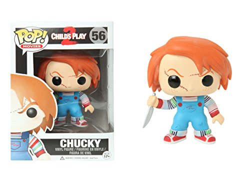 Funko POP Movies: Chucky Vinyl Figure ()
