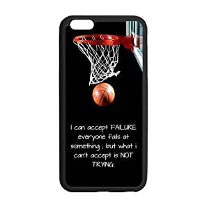 meilinF000Basketball Personalized Custom Phone Case For iPhone 6 Plus 5.5 Plastic And TPU Case Cover SkinmeilinF000