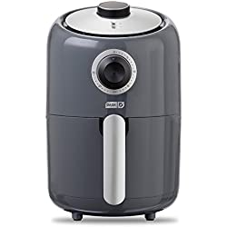 Dash DCAF150GBGY02 Compact Air Fryer, 1.2 L, Grey