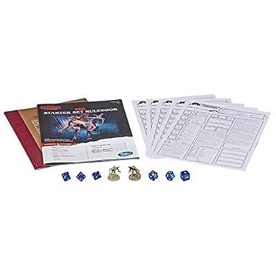 Hasbro Gaming Stranger Things Dungeons & Dragons Roleplaying Game Starter Set: Toys & Games