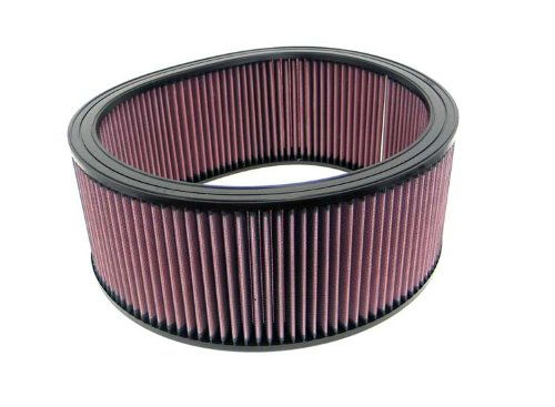 K&N E-1695 High Performance Replacement Air Filter