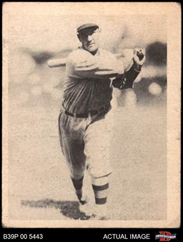 1939 Play Ball # 37 Spud Davis Philadelphia Phillies (Baseball Card) Dean's Cards 4 - VG/EX Phillies