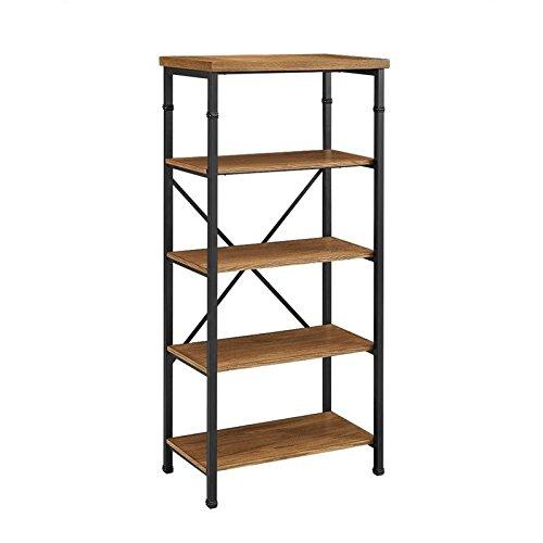 Austin Open Bookshelf — Black and - Austin The Domain Stores