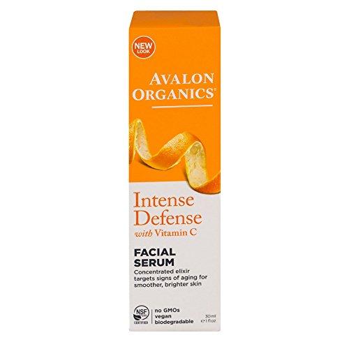 Avalon Active Organics Facial Serum
