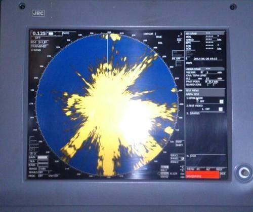 JRC Radar JMA 9922