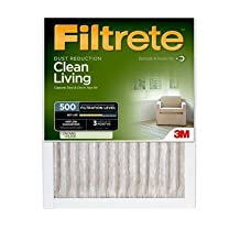 15x20x1, Filtrete Air Filter, MERV 11, by 3m by Filtrete