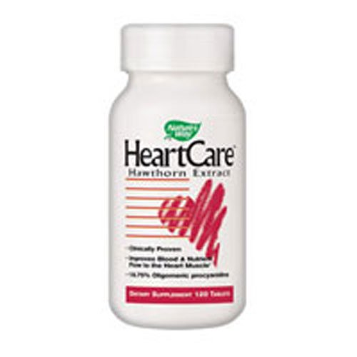 NATURE S WAY, Heart Care – 120 Tablets 2 Pack