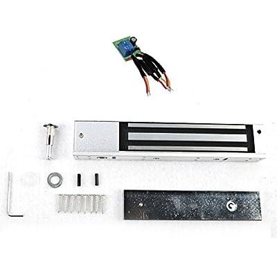 ALEKO LM17624V-APE 24 Volt Electromagnetic Door Lock