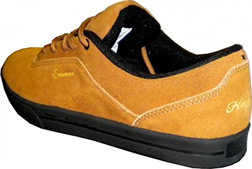 Emerica Skateboard Schuhe G-Code Brown/Black