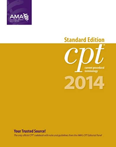cpt 2014 standard edition cpt current procedural terminology rh amazon com CPT Manual 2013 CPT Manual Book