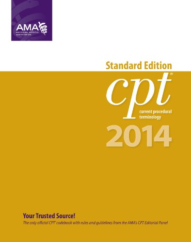 CPT 2014 Standard Edition (CPT Current Procedural Terminology - Standard Edition)
