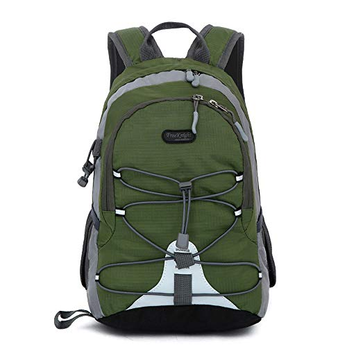 10 inches Ultra Light Small Waterproof Sport Hiking Backpack,Suitable for Height Under 4 feet,for Girls Boys Under 5 Years