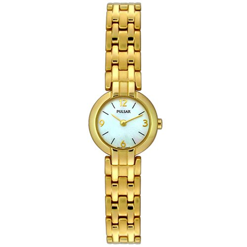 Pulsar Women's PEG508 Double Time Reversible Watch