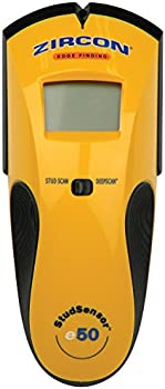 Zircon Stud Sensor e50 Edge-Finding Electronic Stud Finder