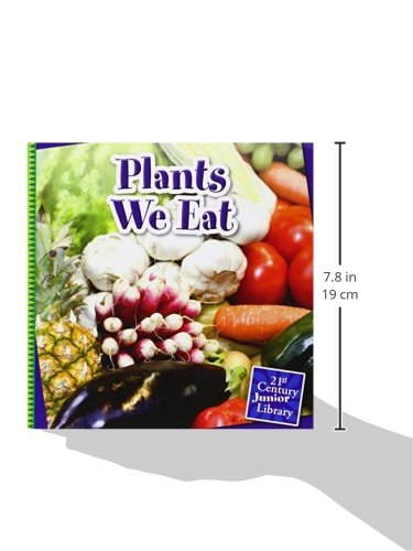 Plants We Eat (21st Century Junior Library) by Cherry Lake Pub (Image #3)