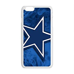 Blue unique star Cell Phone Case for Iphone 6 Plus