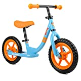 Retrospec Blippi Balance Bike by Cub Kids No Pedal Bicycle