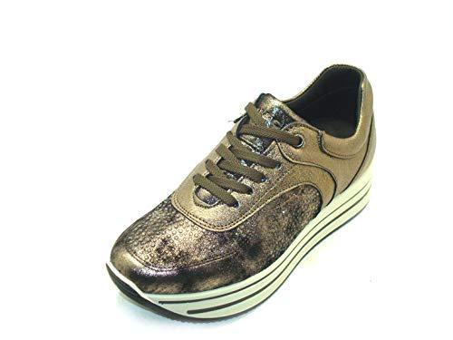 Sneaker nuv Igi Dky amp;co Capra lino Perl 21468 Fn4q541Y