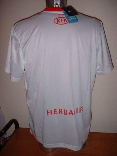 Spartak de Moscú Nike Rusia XL camiseta Jersey fútbol ...