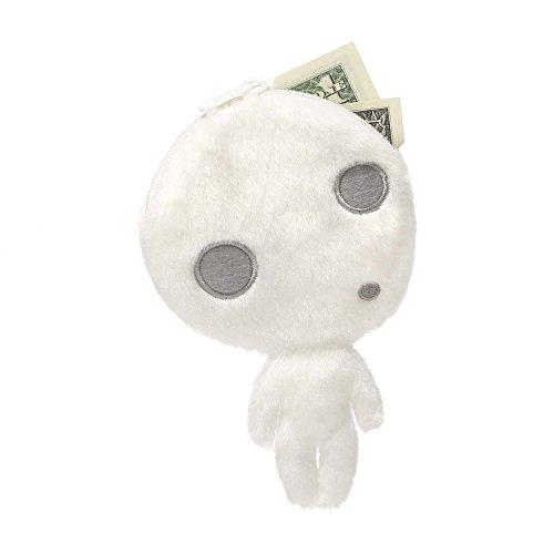 GUND Princess Mononoke Kodama Coin Purse Plush