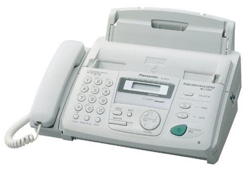 Panasonic KX-FP151 Fax Machine by Panasonic