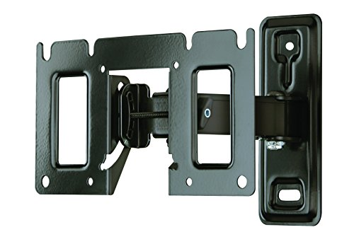 Sanus Full Motion TV Wall Mount for 13-32 LED, LCD and Plasma Flat Screen TVs and Monitors - Extends 7 Inches - MSF07C-B1
