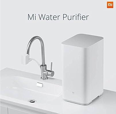 Original Xiaomi Mi purificador de agua – color blanco – gran caudal de 400 L Ro agua purificada: Amazon.es: Hogar