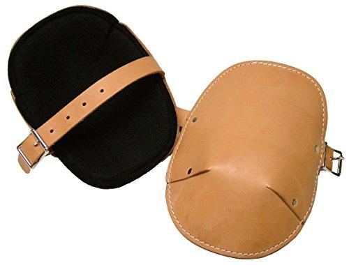 Bon 35-993 Economy Leather Knee Pads