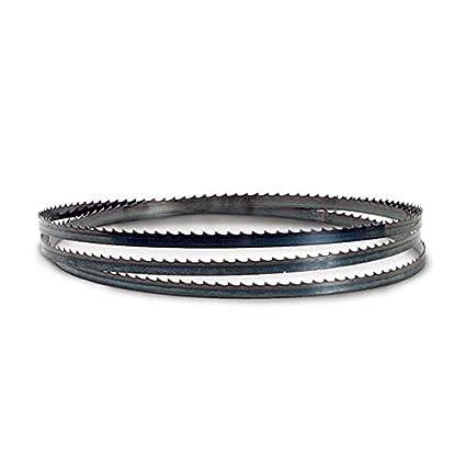 Flexback - Hoja de sierra de cinta para madera 2240 (ancho: 6 mm, grosor: 0,5 dientes, 6 dientes)