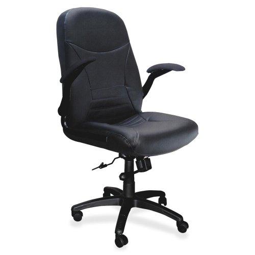 Mayline Big & Tall Executive Swivel/Tilt Chair-Big/Tall Pivot Arm Chair, 29