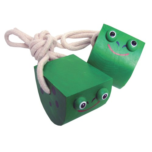 Sassafras Outdoor Fun! Frog Rolling Stilts (Rolling Stilts)